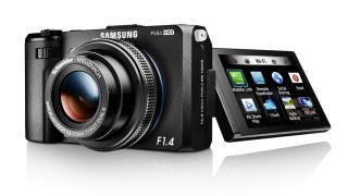 Samsung EX2F announced