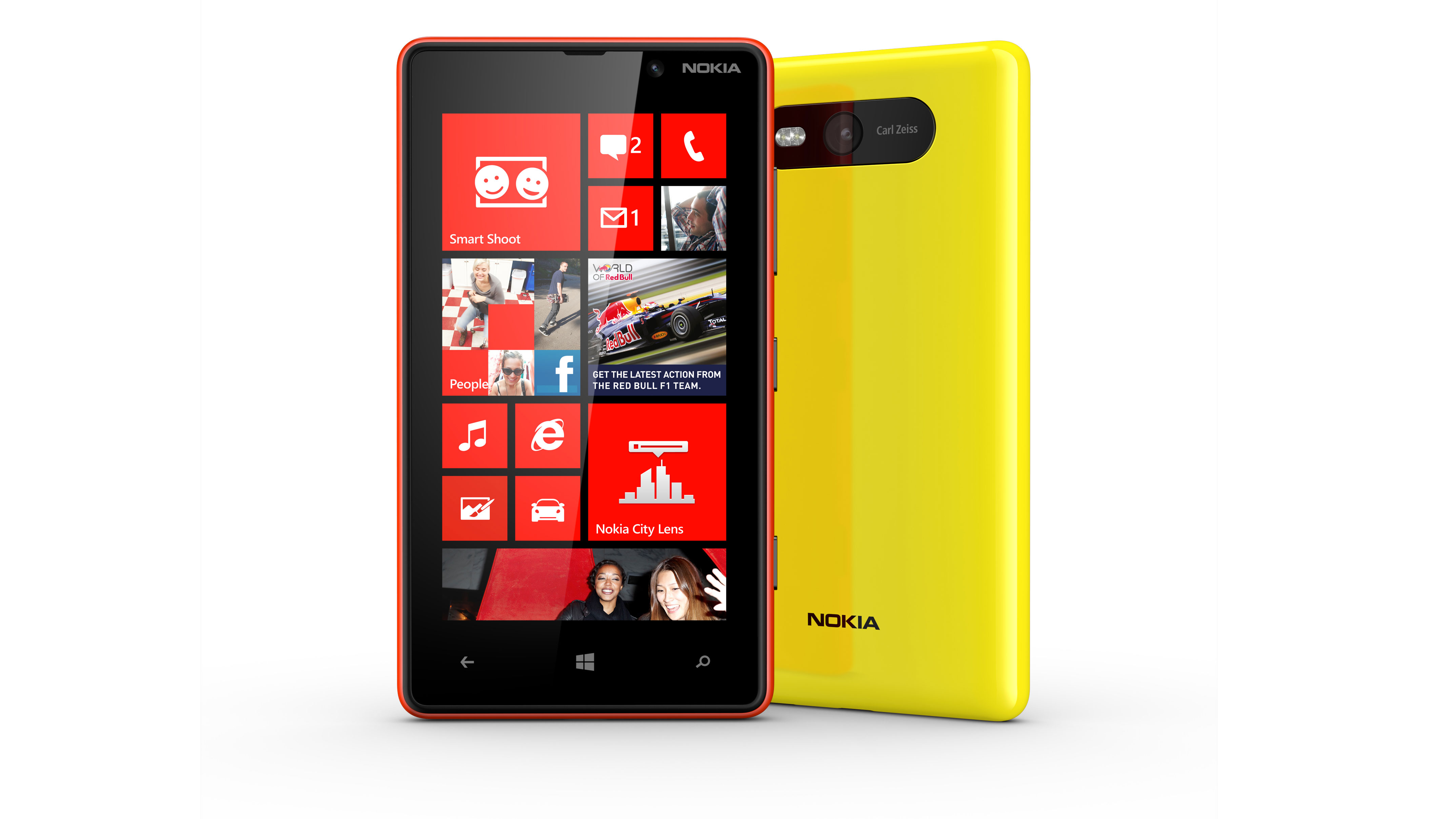 Nokia lumia 820: battery life, wireless charging and connectivity.
