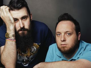 Dan Le Sac vs Scroobius Pip will headline this year's 2000trees festival.