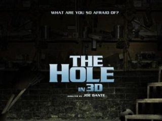 The Hole 3D - arty 3D filmmaking at its best