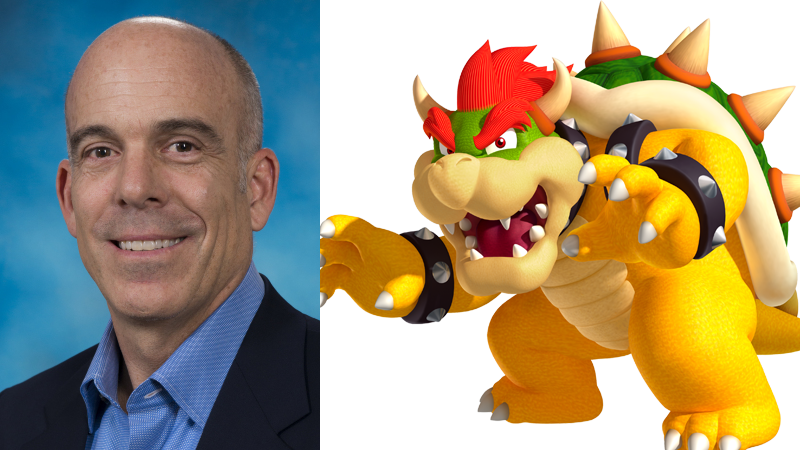 Bowser Is Now the President of Nintendo: Internet Reacts