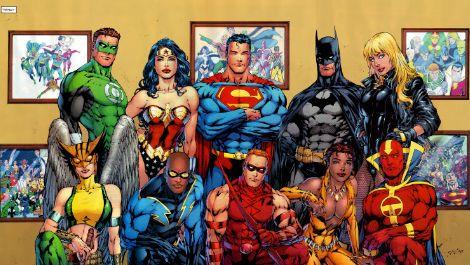 Henry Cavill talks Justice League