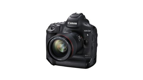 Canon EOS-1D X Mk II