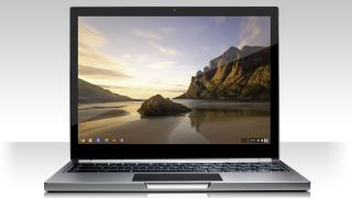 Chromebook Pixel is Google's touchscreen-toting laptop