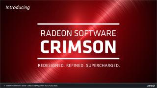 Introducing Radeon Software Crimson