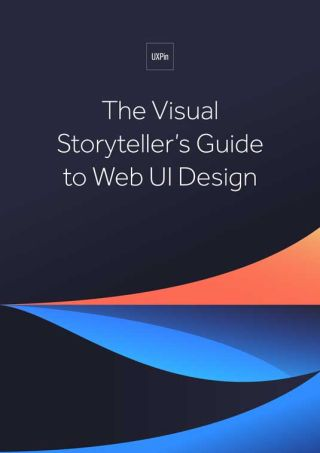 Free ebook about visual storytelling in web design