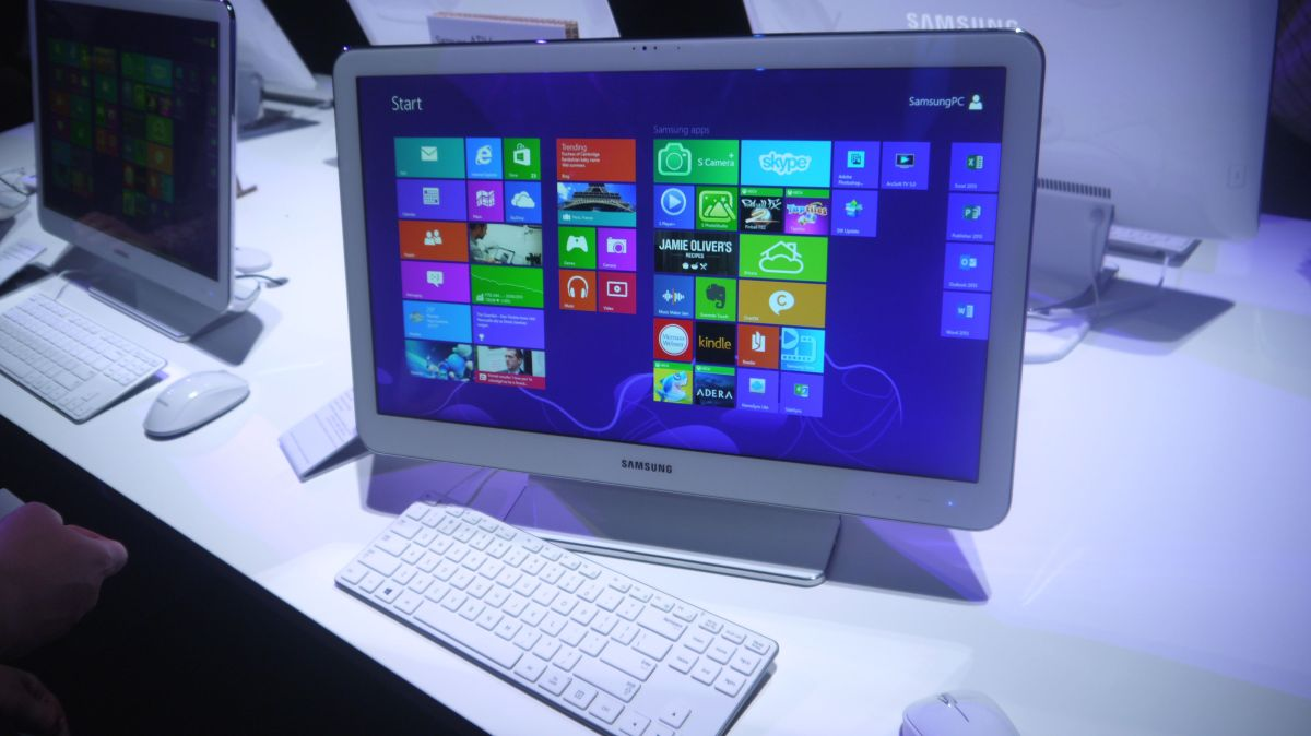 Hands on: Samsung ATIV One 5 Style