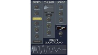 Will you get a kick out of Guda Audio's new plugin?