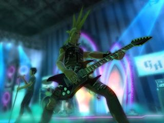 Guitar Hero getting Natal motion control in 2010