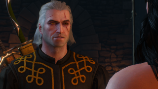 Witcher 3 Geralt Doublet