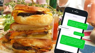 Foursquare's new bot means less squabbling, more supper