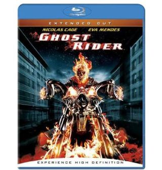 Ghost Rider: a bit like Ghostbusters, except not in the slightest bit funny or cool