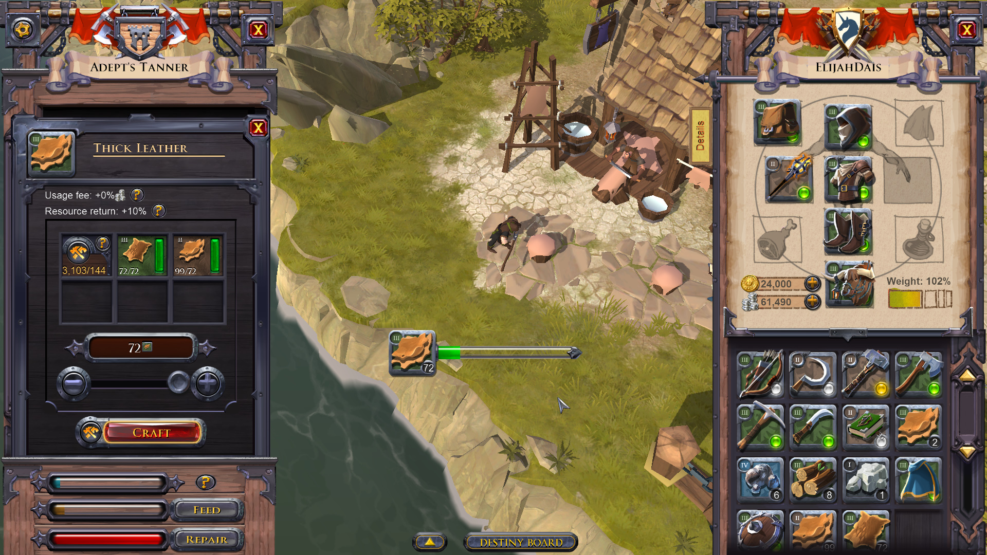Albion Online ditches Free To Play model, closed beta extended by six  months | PC Gamer
