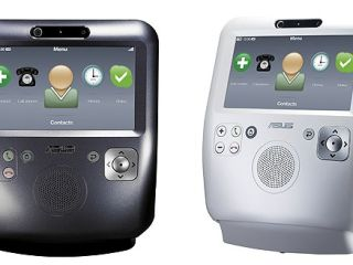 Skype s latest standalone videophone features a touchscreen