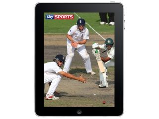 Sky Sports cricket also saw a spike