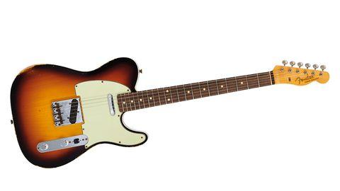 Fender Relic 1962 Telecaster Custom Review