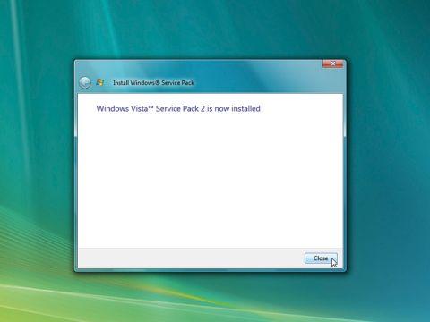 Microsoft Windows Vista Service Pack 2