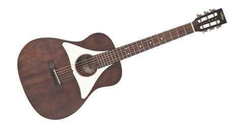 With all-solid wood construction, Fishman pickup system and a gigbag, the Gemini certainly ticks the value for money box