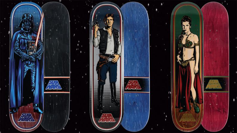 Instant winner skateboards decks