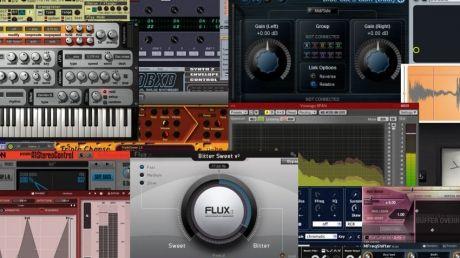 40 of the best free vst au plugins in the world today musicradar. Black Bedroom Furniture Sets. Home Design Ideas