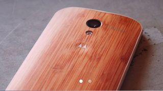 wood Moto X tease