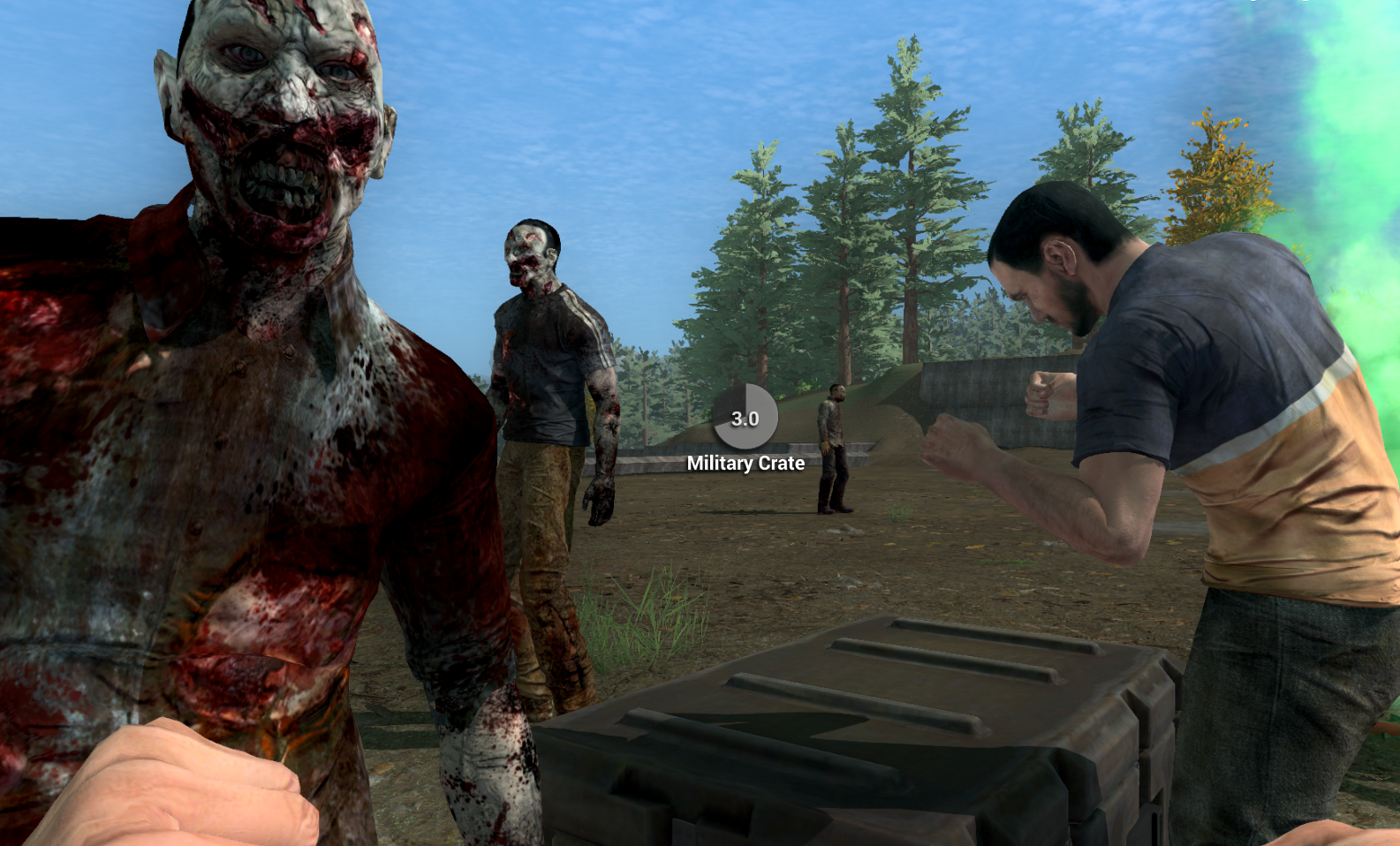 H1Z1 launch impressions: battling zombies and server issues