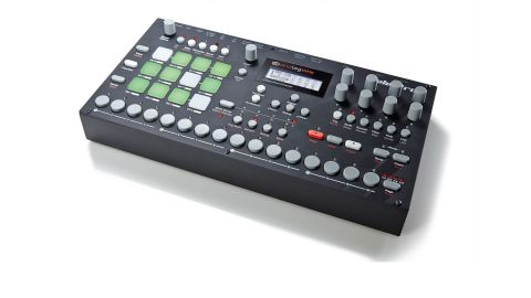 The controls and layout will be familiar to anyone that's previously used Elektron gear