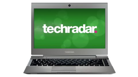 Toshiba Satellite Z930 Techradar