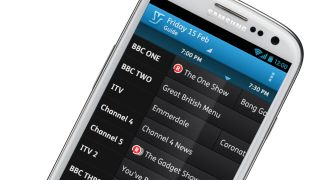YouView does the robot as remote record app lands on Android
