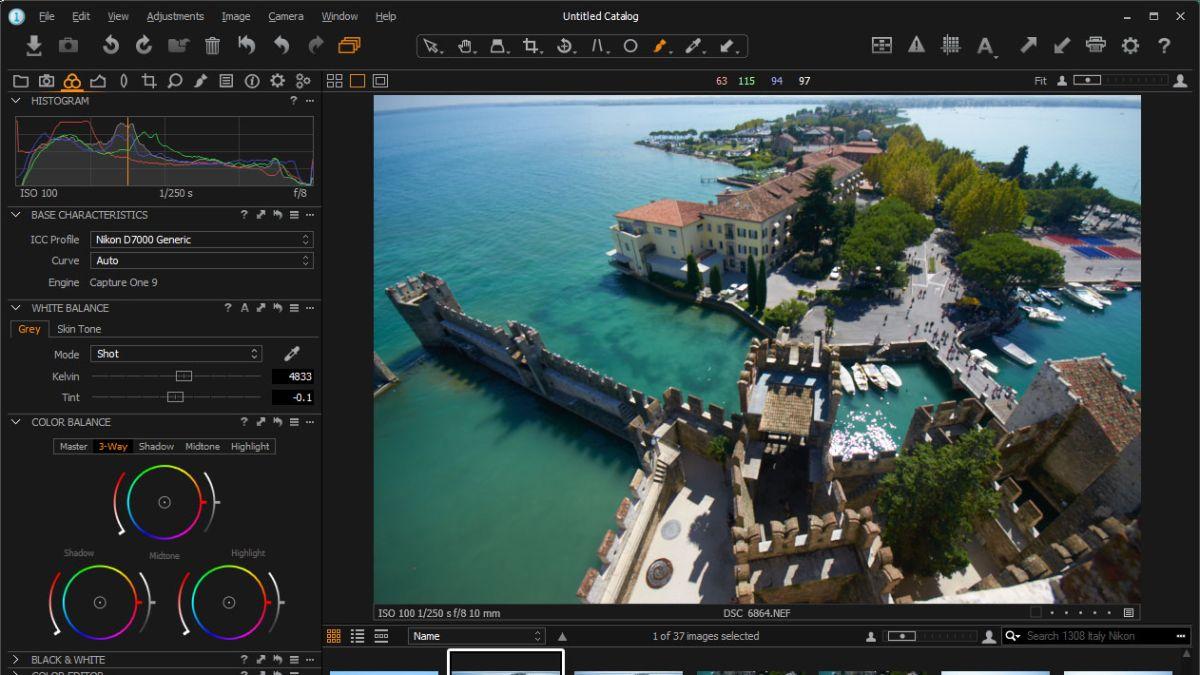 Capture One Pro 9 Techradar