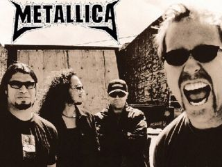 Metallica real guitar heroes