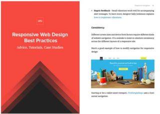 Free ebook on responsive web design