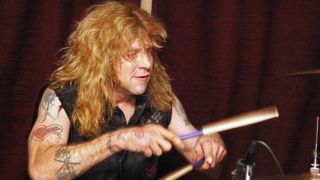"Steven Adler: ""I want to achieve my destiny, and victory is a part of my destiny. I just can't drink."""