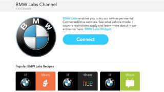 BMW IFTTT