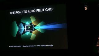 Auto-pilot car