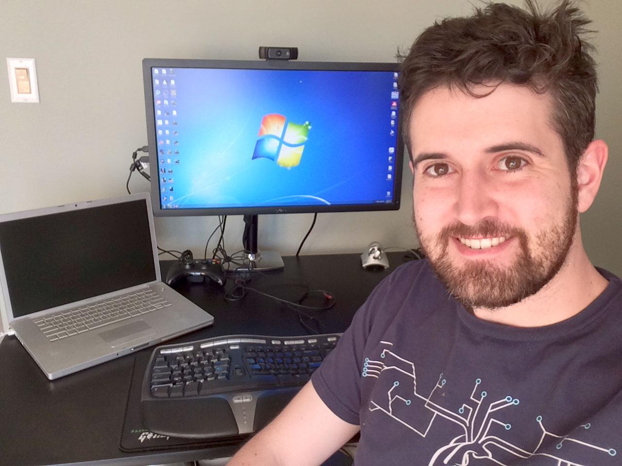 Show Us Your Rig: Wolfire's David Rosen | PC Gamer
