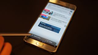 Samsung Galaxy Note 5 news - display best ever