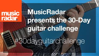 30-day guitar challenge, day 7: Play lead across the fretboard