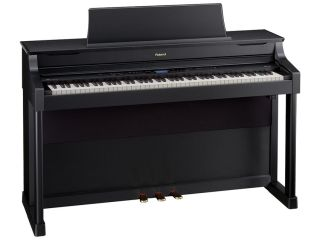 Roland HP-307: one of three pianos in the new range.