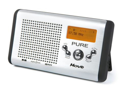 pure move dab fm radio techradar. Black Bedroom Furniture Sets. Home Design Ideas
