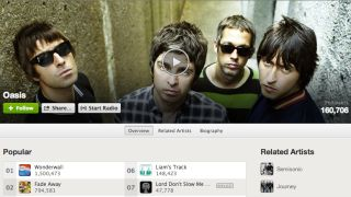 Oasis back catalogue definitely maybe coming to Spotify soon