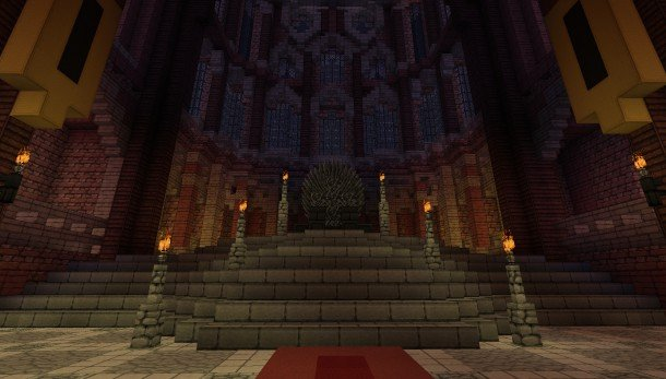 minecraft survival server map download