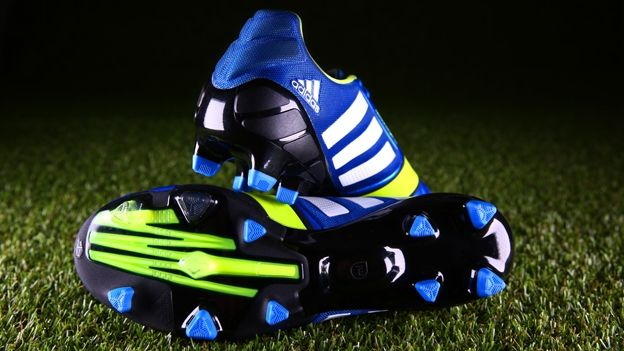 Adidas unveils new Nitrocharge football boots