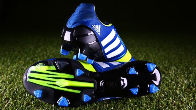 Adidas unveils new Nitrocharge football boots  ce86ac18c