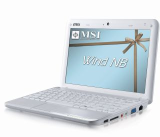 MSI s new hybrid Wind netbook promises better battery and faster computing power