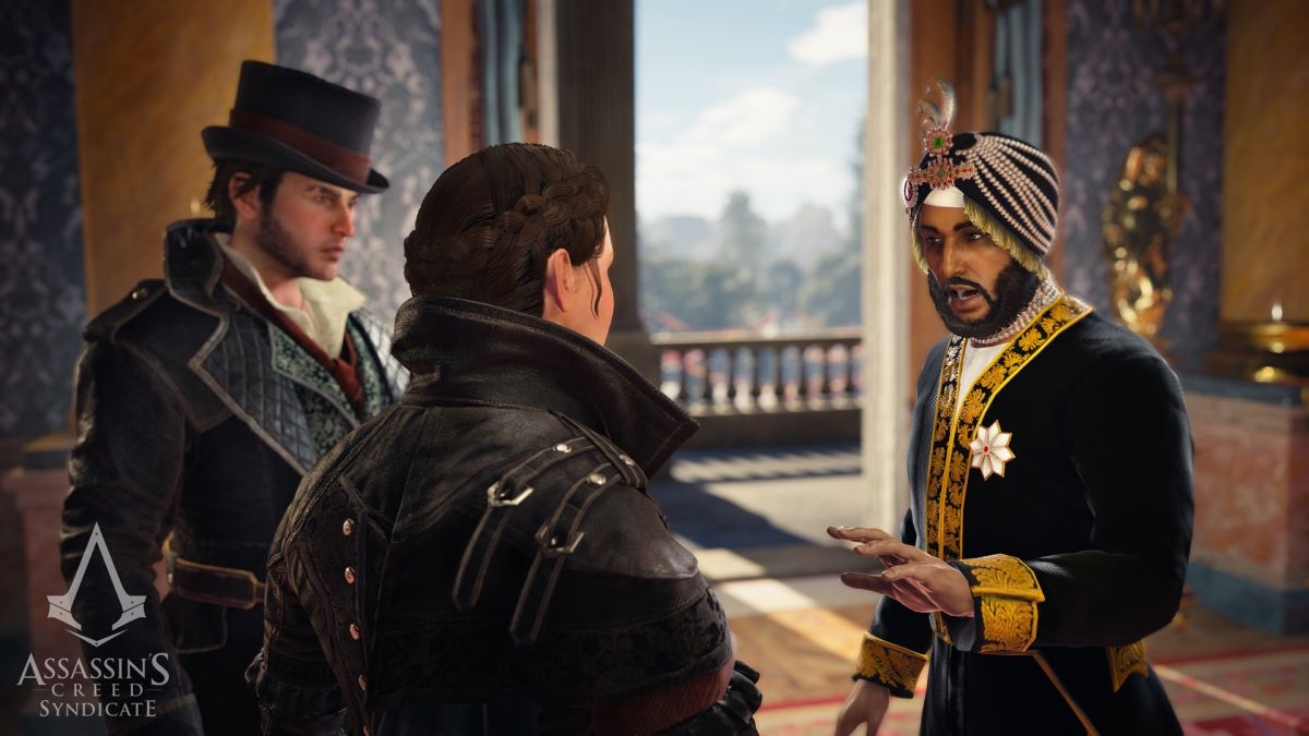 Assassin's Creed Syndicate's last season pass DLC is out now