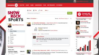 Salesforce Communities screenshot