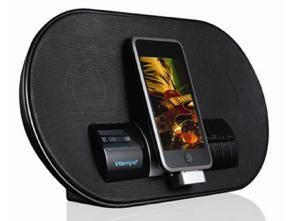 Intempo's new Fusion iPod dock and DAB/FM radio