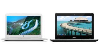 Acer and HP s Chromebooks