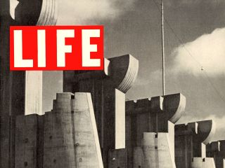 Life magazine archives going online, courtesy of Google Images